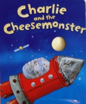Charlie and the cheesemonster