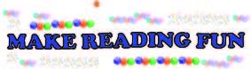 Make reading fun